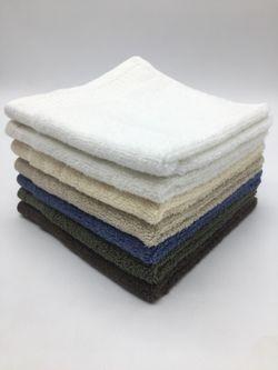 Kinu Bed and Bath Rio Face Towel