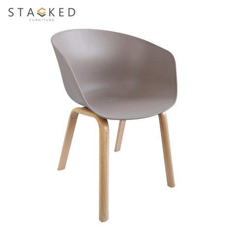 Icon Chair (Taupe)
