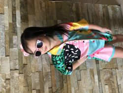 Intissimo Silk Short Pyjama Alana (Teens and Kids)