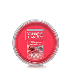 Yankee Candle SCENTERPIECE MELTCUP ROSEBERRY SORBET