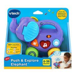 VTech Push & Play Elephant