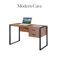 Ulrich Computer Desk w/  Drawers