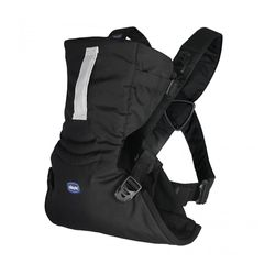 Chicco JVI Easy Fit Baby Carrier, Black Night