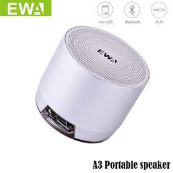 EWA A3 8 Watts Bluetooth Speaker With SD Card Slot