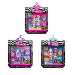Spin Master Off The Hook Style BFFs ( 2-Doll Pack)