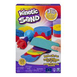 Spin Master Kinetic Sand Rainbow Mix Set