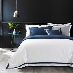 Kinu Bed and Bath Verona Fitted 3 Piece Set Queen