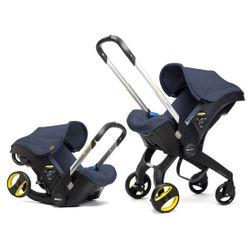 Doona Infant Car Seat/Stroller - Marine Navy