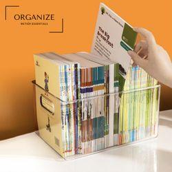Clear Acrylic Organizer -Large