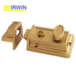 Irwin Rim Cylinder Night Latch