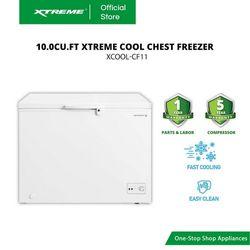 XTREME COOL 10.0cu.ft. Chest Freezer (XCOOL-CF11)