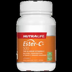 Ester C + Bioflavonoid 500 mg