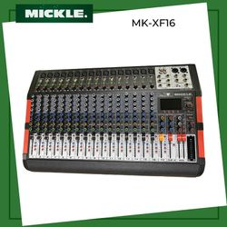 MICKLE MK-XF16 Professional Mixer Series