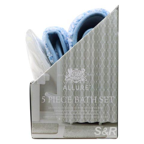Allure Bath Set 5pc
