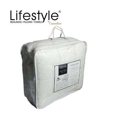 Lifestyle Mattress Topper Full (Double)