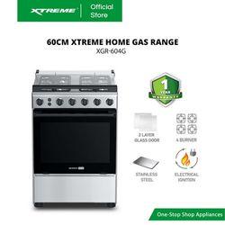 XTREME HOME 60cm Gas Range (XGR-604G)
