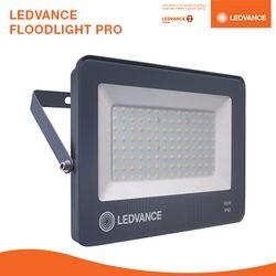 LEDVANCE FLOODLIGHT 100 W 6500 K GRAY