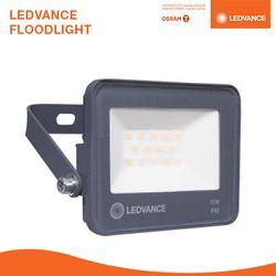 LEDVANCE LED ECO FLOODLIGHT 10W GRAY
