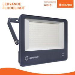 LEDVANCE FLOODLIGHT 200 W 6500 K GRAY