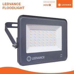LEDVANCE LED ECO FLOODLIGHT 30 W 6500 K GRAY