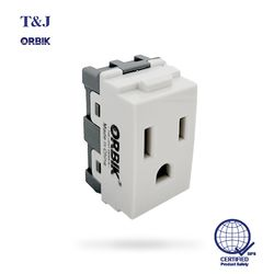 T&J ORBIK W8316V Outlet with Ground