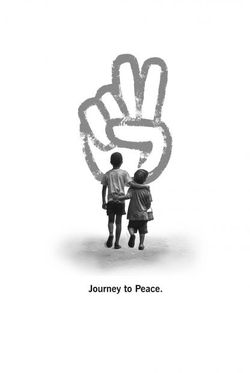 JOURNEY TO PEACE POSTER 8x11""