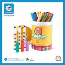 Joan Miro Washable Markers -Baby Roo 36 Colors