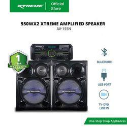 XTREME 550Wx2 Amplified Speaker (AV-15SN)