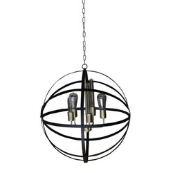 HY-PL1716 / 900 (Large) Pendant Lamp