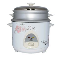 Rice Cooker with Steamer CAR-1800 1.8 Liters