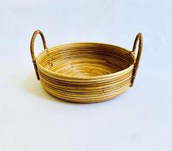 Manang.ph Rattan Fruit Basket