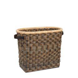 Calfurn Two-Tone Basket