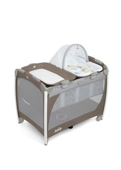 Joie Excursion Change And Rock Playard Crib, Cosy Spaces