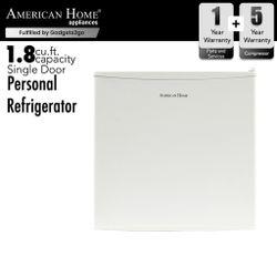 American Home ABR-50W Bar Ref 1.8 CU.FT./50L White