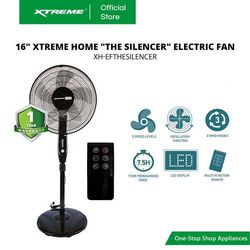 """XTREME HOME """"The Silencer"""" Electric Fan 16"""" (XH-EFTHESILENCER)"""