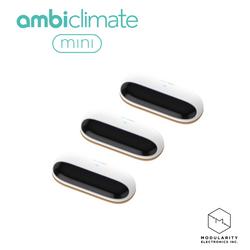 Ambi Climate Mini (3 Room Starter Set)