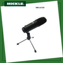 MICKLE MM-US100 Professional USB Studio Microphone