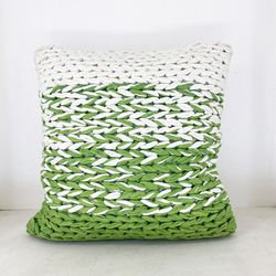 ARQ Curtains Sulawesi 18x18 Pillowcase Grassland