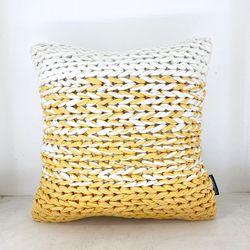 ARQ Curtains Sulawesi 18x18 Pillowcase Shine