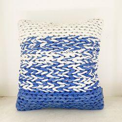 ARQ Curtains Sulawesi 18x18 Pillowcase Turquoise
