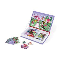 Janod - Magneti'Book - Princesses