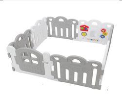 Haenim 8 Panel Petite Baby Room Playpen