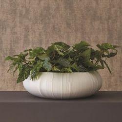Linen Centerpiece - Grass Green