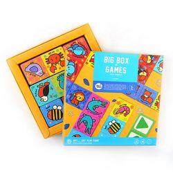 Joan Miro Big Box of Games-Cute Animals (3 games)