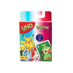Mattel Games Uno Pokemon