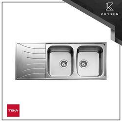 TEKA Stainless Steel Inset Kitchen Sink 1112.0028