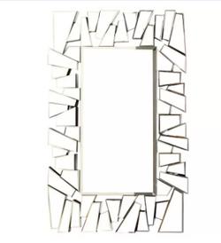 Nest Design Lab Pyramid Wall Mirror Rectangle
