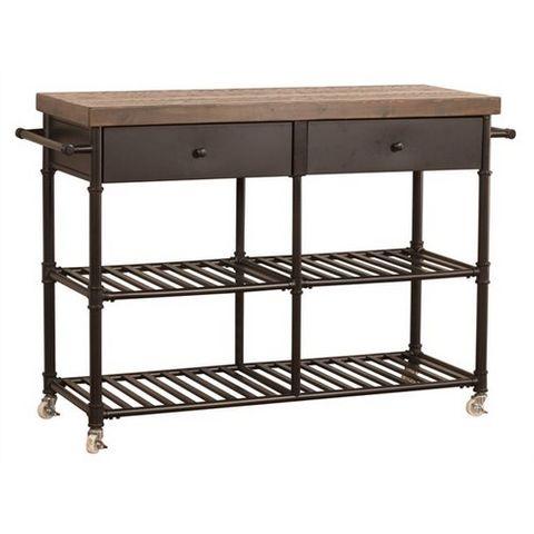 Hillsdale Furniture Casselberry Kitchen Cart