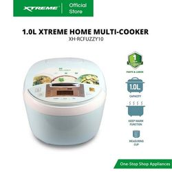XTREME HOME 1.0L Multi-cooker (XH-RCFUZZY10)