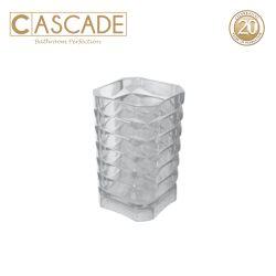 Cascade Acrylic Tumbler(Transparent White)